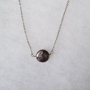 Jewelry - Purple Pendant Necklace